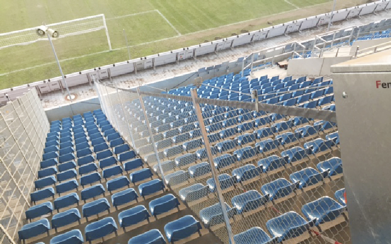 FenceBox - Football field